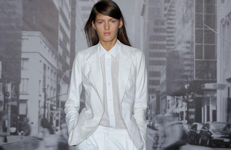 DKNY - New York Fashion Week primavera/estate 2013