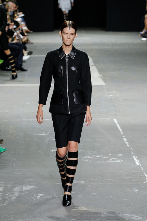 Alexander Wang New York Fashion Week Spring Summer 2013