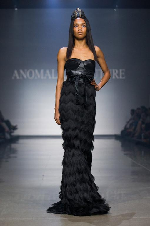 Anomal Couture Semaine de la mode Montréal P/E 2013