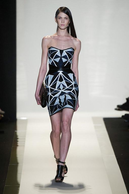 Hervé Léger New York Fashion Week Spring Summer 2013