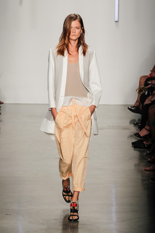 Helmut Lang New York Fashion Week Spring Summer 2013