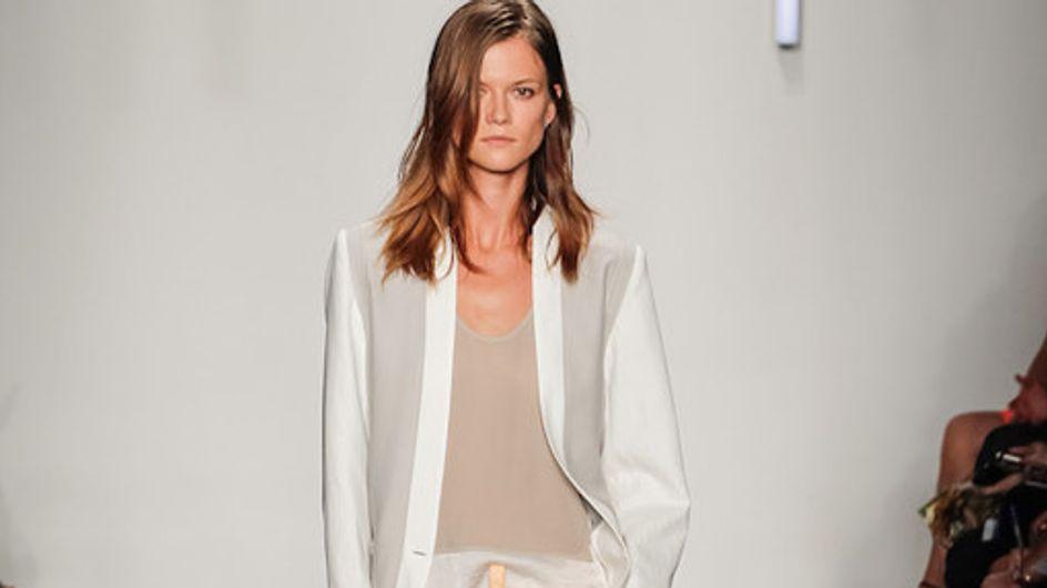 Helmut Lang New York Fashion Week Spring Summer 2013