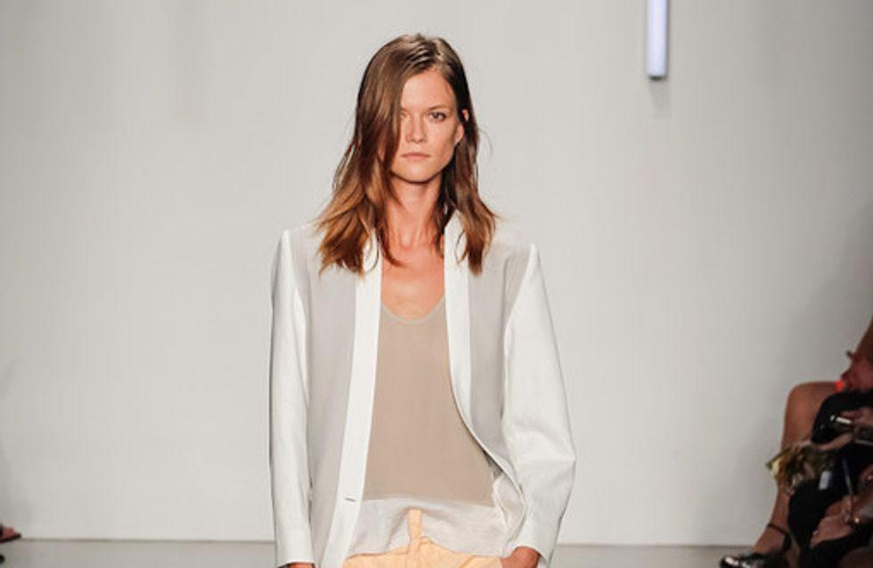 Helmut Lang - New York Fashion Week primavera/estate 2013