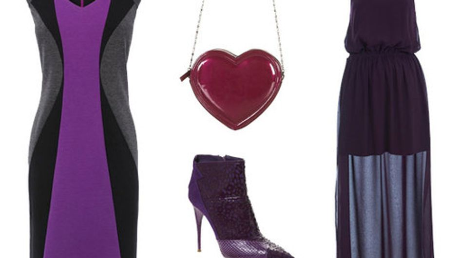 Purple haze: 50 Perfect purple pieces