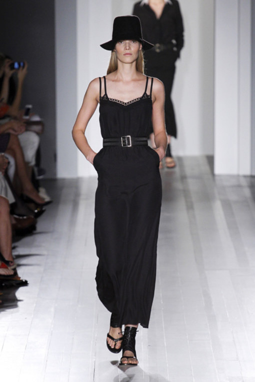 Victoria Beckham FS 2013 - New York Fashion Week