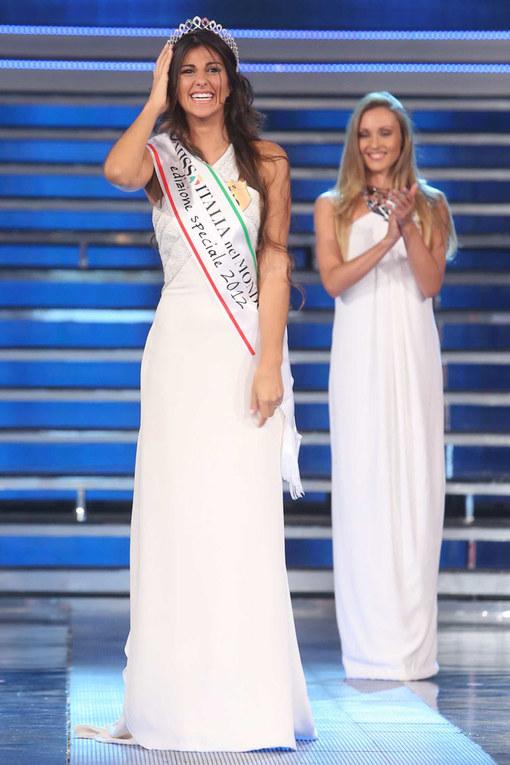 Aylen Nail Maranges, Miss Italia nel Mondo 2012