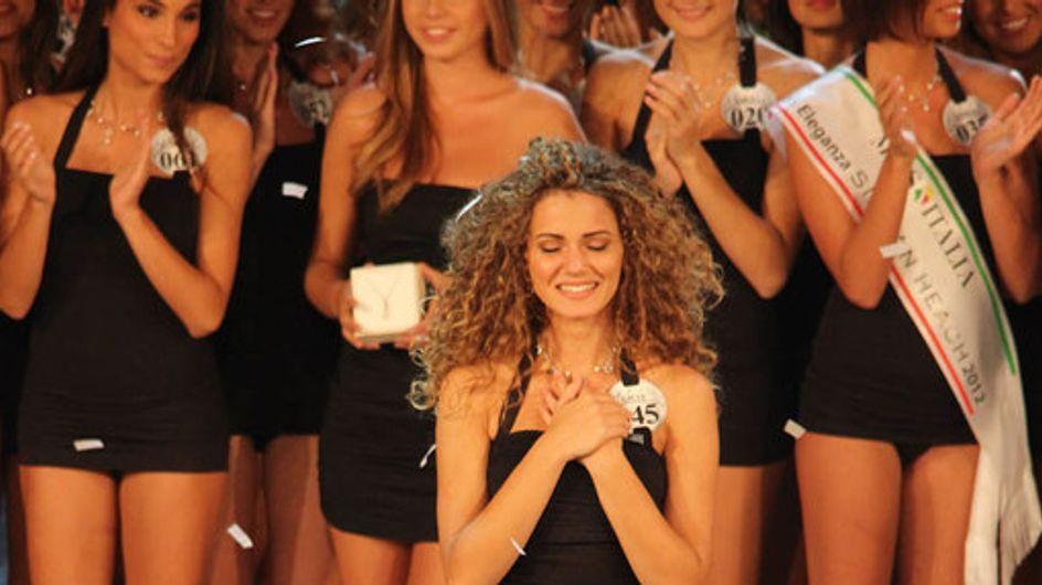 Miss Italia 2012 è Giusy Buscemi