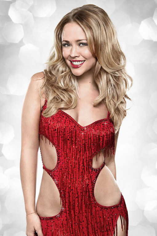 Strictly Come Dancing 2012: Kimberley Walsh