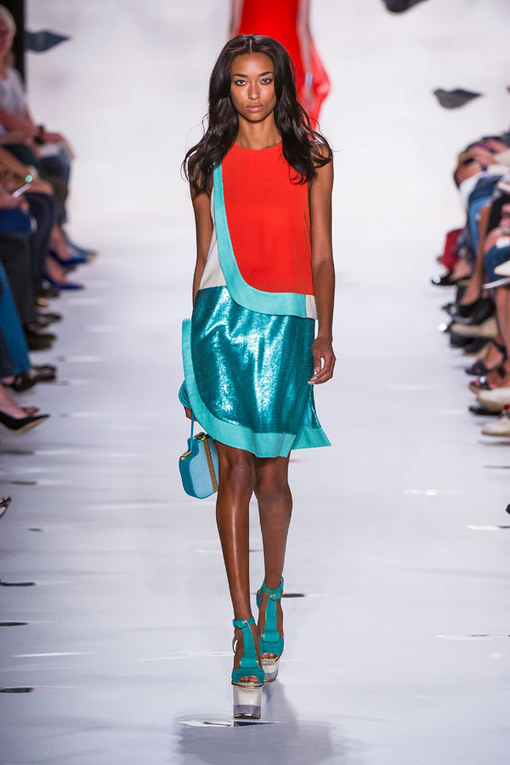 Diane Von Furstenberg - New York Fashion Week Spring Summer 2013