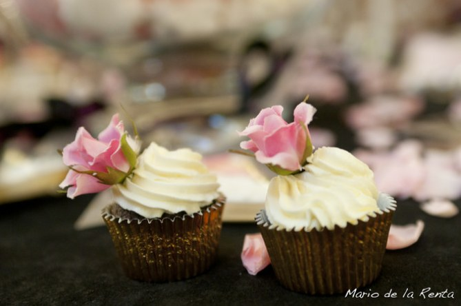 Cup Cakes florales