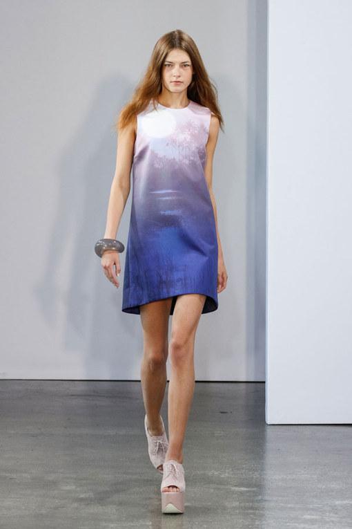 Victoria by Victoria Beckham - New York Fashion Week Spring Summer 2013
