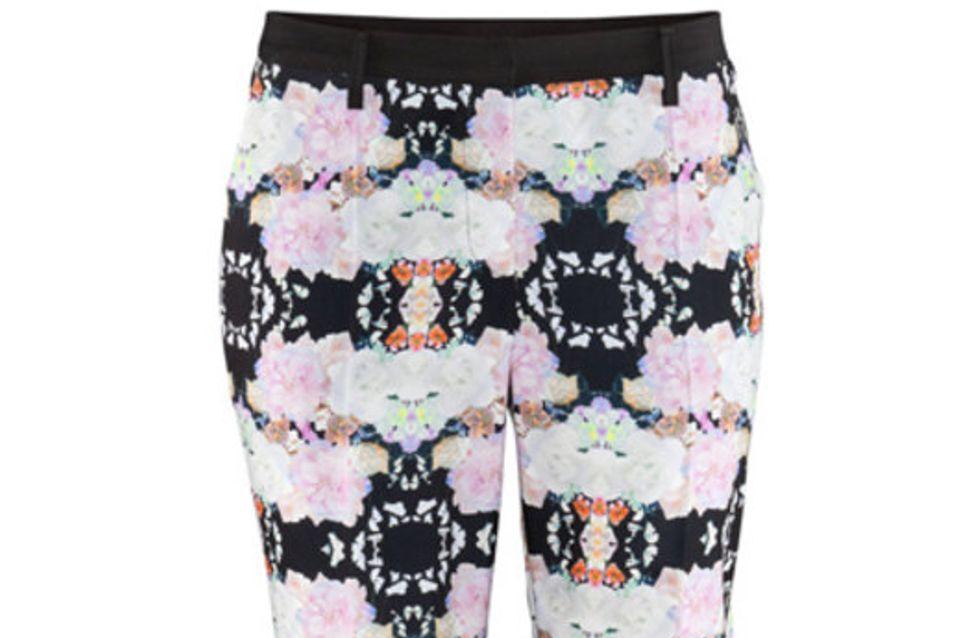 Tendenze d'autunno: 100 pantaloni con stampe fantasia