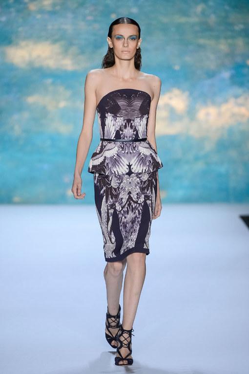 Monique L'Huillier - New York Fashion Week Spring Summer 2013