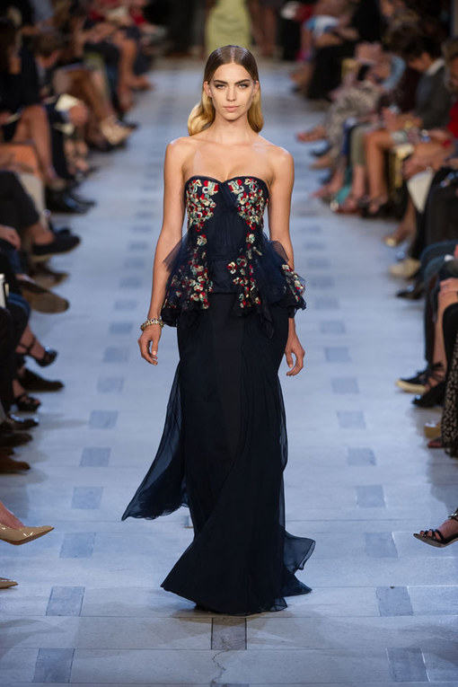 Zac Posen - New York Fashion Week Spring Summer 2013