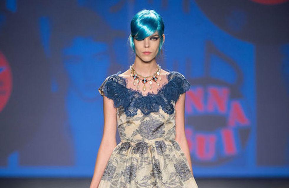 Anna Sui - New York Fashion Week Spring Summer 2013