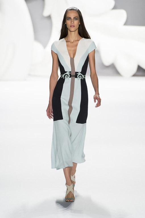 Carolina Herrera New York Fashion Week Spring Summer 2013