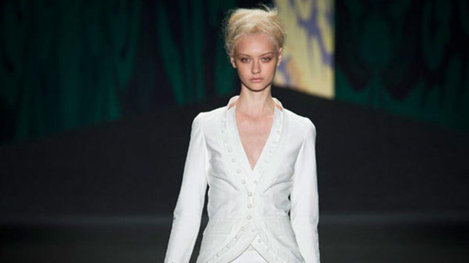 Vera Wang - New York Fashion Week Spring Summer 2013