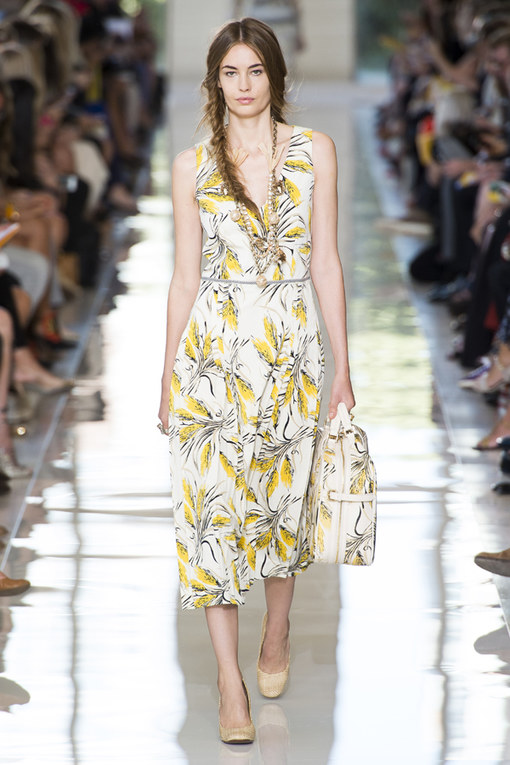 Tory Burch New York Fashion Week Spring Summer 2013