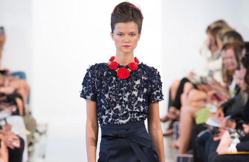 Oscar de la Renta - New York Fashion Week Spring Summer 2013
