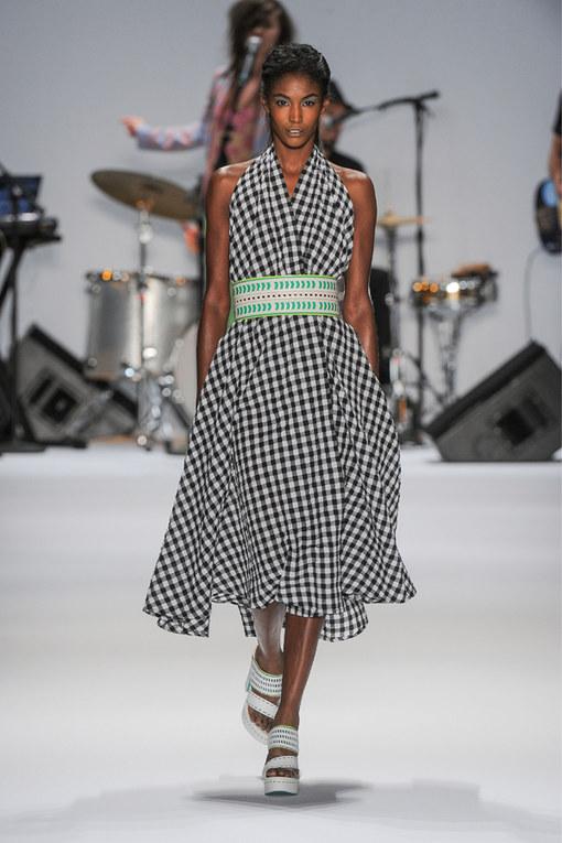 Nanette Lepore New York Fashion Week Spring Summer 2013