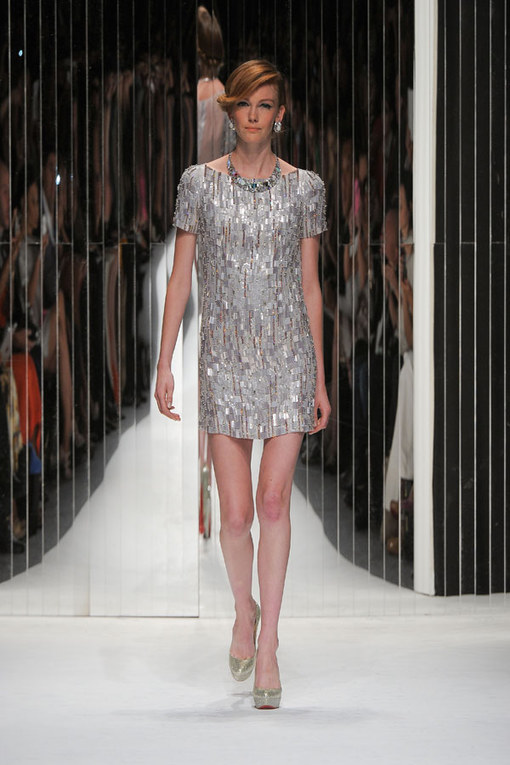 Jenny Packham - New York Fashion Week Spring Summer 2013