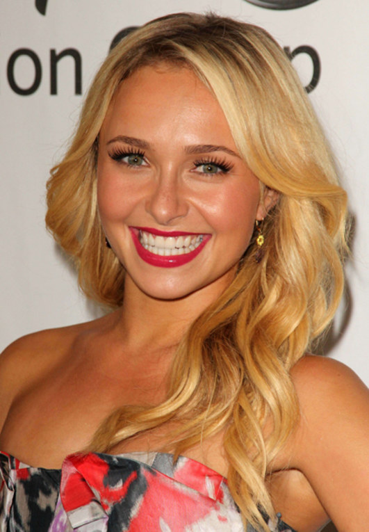 Blonde celebrities: Hayden Panettiere