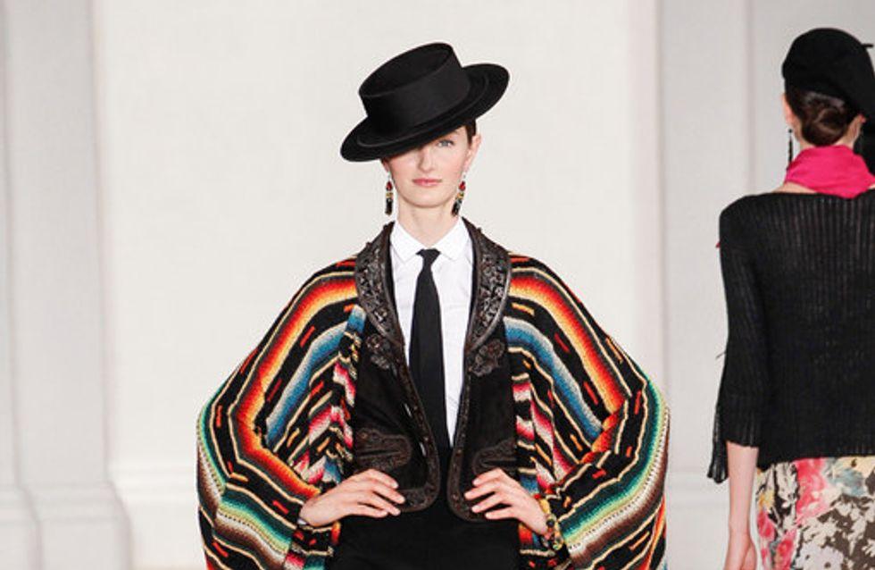 Ralph Lauren New York Fashion Week Spring Summer 2013