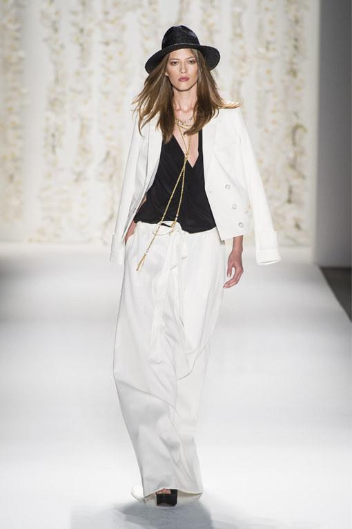 Rachel Zoe New York Fashion Week Spring Summer 2013