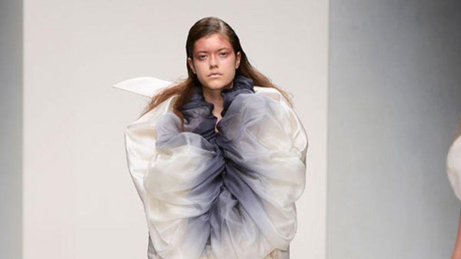 Corrie Nielsen - London Fashion Week Primavera Verano 2013