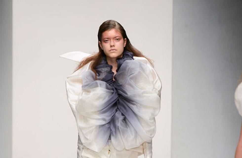 Corrie Nielsen - London Fashion Week Spring Summer 2013