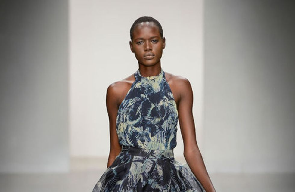 Felder Felder - London Fashion Week Primavera Verano 2013
