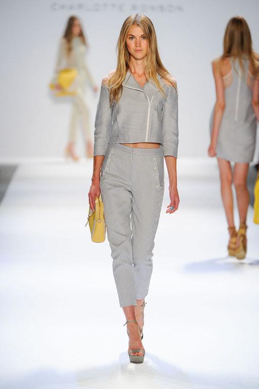Charlotte Ronson - New York Fashion Week Spring Summer 2013
