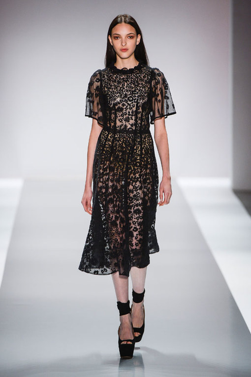 Jill Stuart - New York Fashion Week Spring Summer 2013
