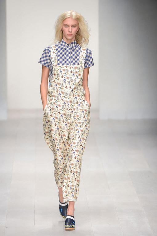 Kinder Aggugini- London Fashion Week Spring Summer 2013