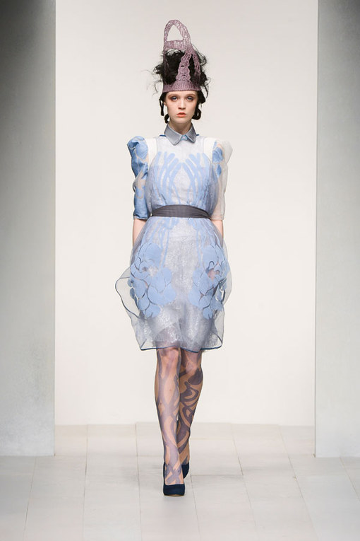 Bora Aksu - London Fashion Week Spring Summer 2013