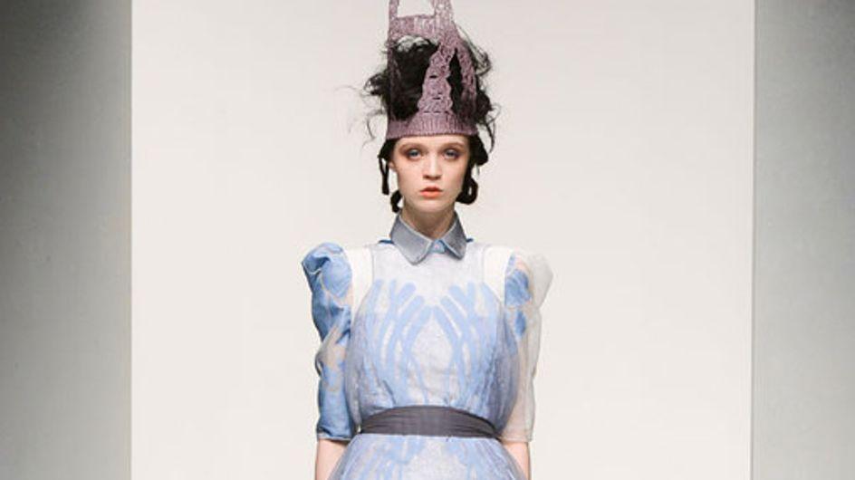 Bora Aksu - London Fashion Week Spring Summer 2013