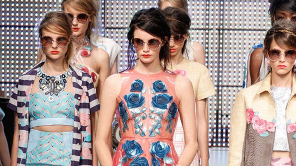 Holly Fulton - London Fashion Week Primavera Verano 2013