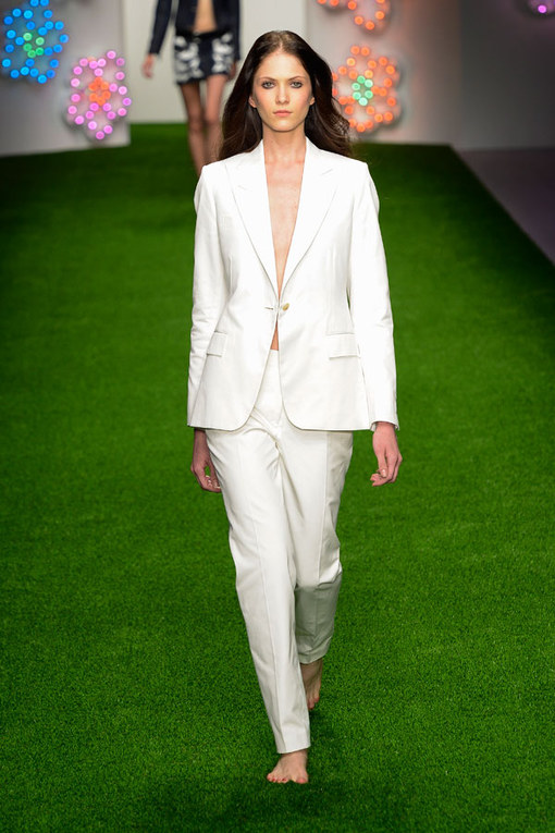 Jasper Conran - London Fashion Week Spring Summer 2013