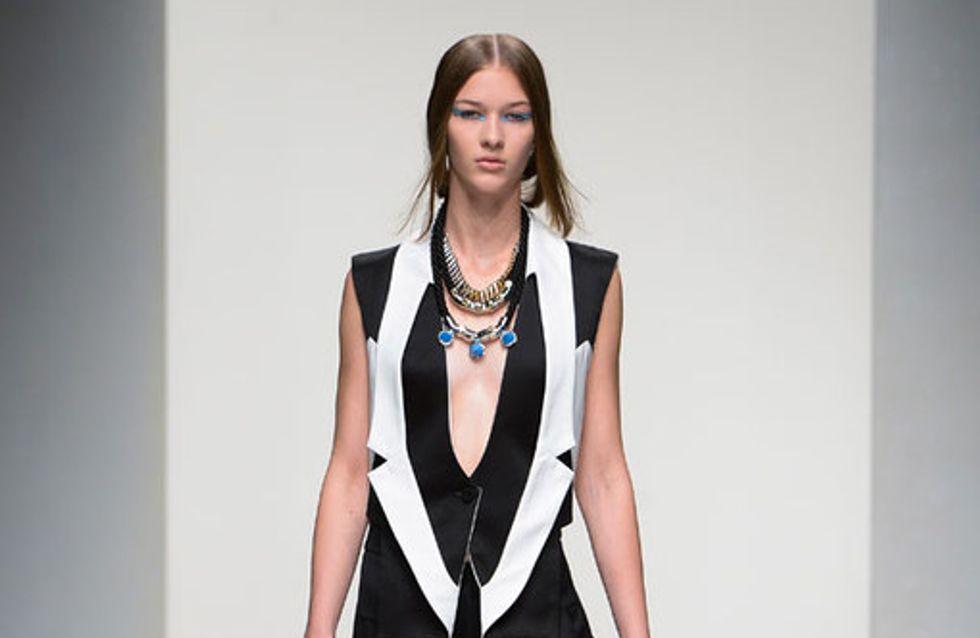 Jean Pierre Braganza - London Fashion Week Primavera Verano 2013