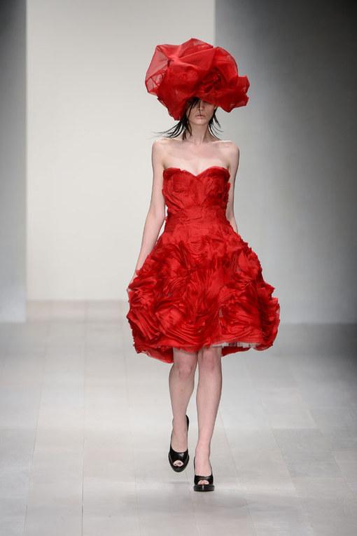 John Rocha - London Fashion Week Spring Summer 2013