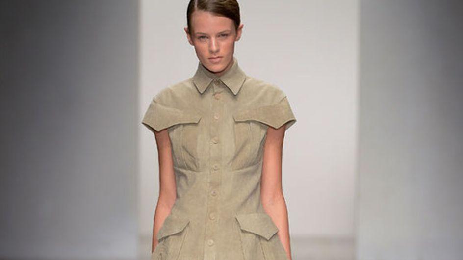 Todd Lynn - London Fashion Week Spring Summer 2013