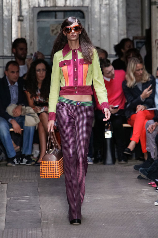 Moschino Cheap & Chic - London Fashion Week Spring Summer 2013