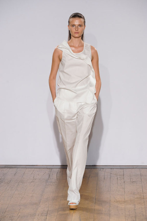 Nicole Farhi - London Fashion Week Spring Summer 2013