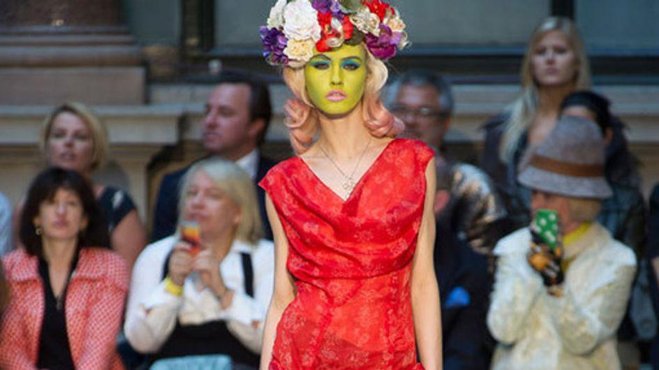 Vivianne Westwood - London Fashion Week Primavera Verano 2013
