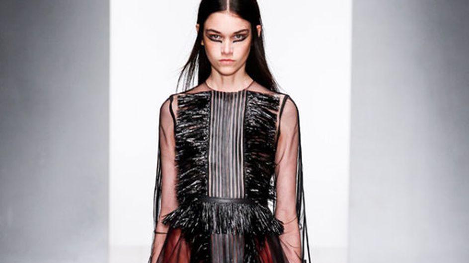 Marios Schwab - London Fashion Week Primavera Verano 2013