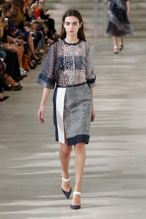 Preen by Thornton Bregazzi - London Fashion Week Spring Summer 2013