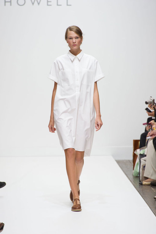 Margaret Howell - London Fashion Week Spring Summer 2013