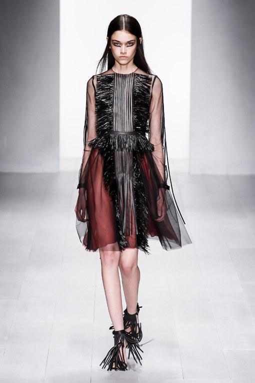 Il meglio delle sfilate della London Fashion Week primavera/estate 2013 - Marios Schwab primavera/estate 2013