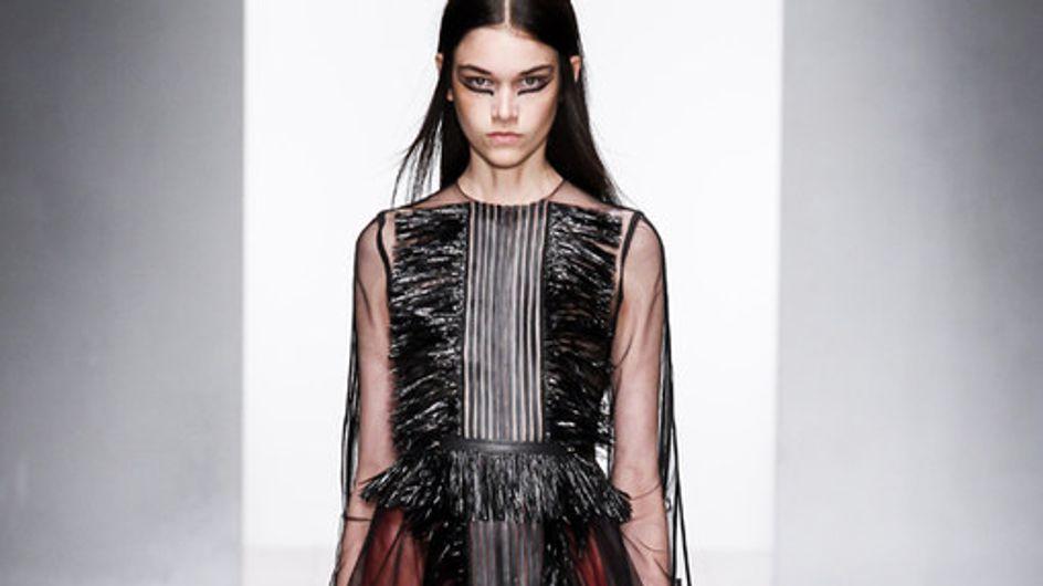 Il meglio della London Fashion Week primavera/estate 2013