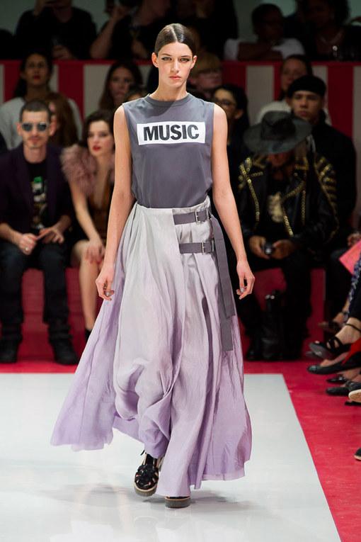 Acne - London Fashion Week Spring Summer 2013